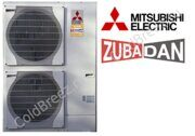 Тепловой насос Mitsubishi Electric серии Mr.Slim PUHZ-SHW112YHA (Zubadan)